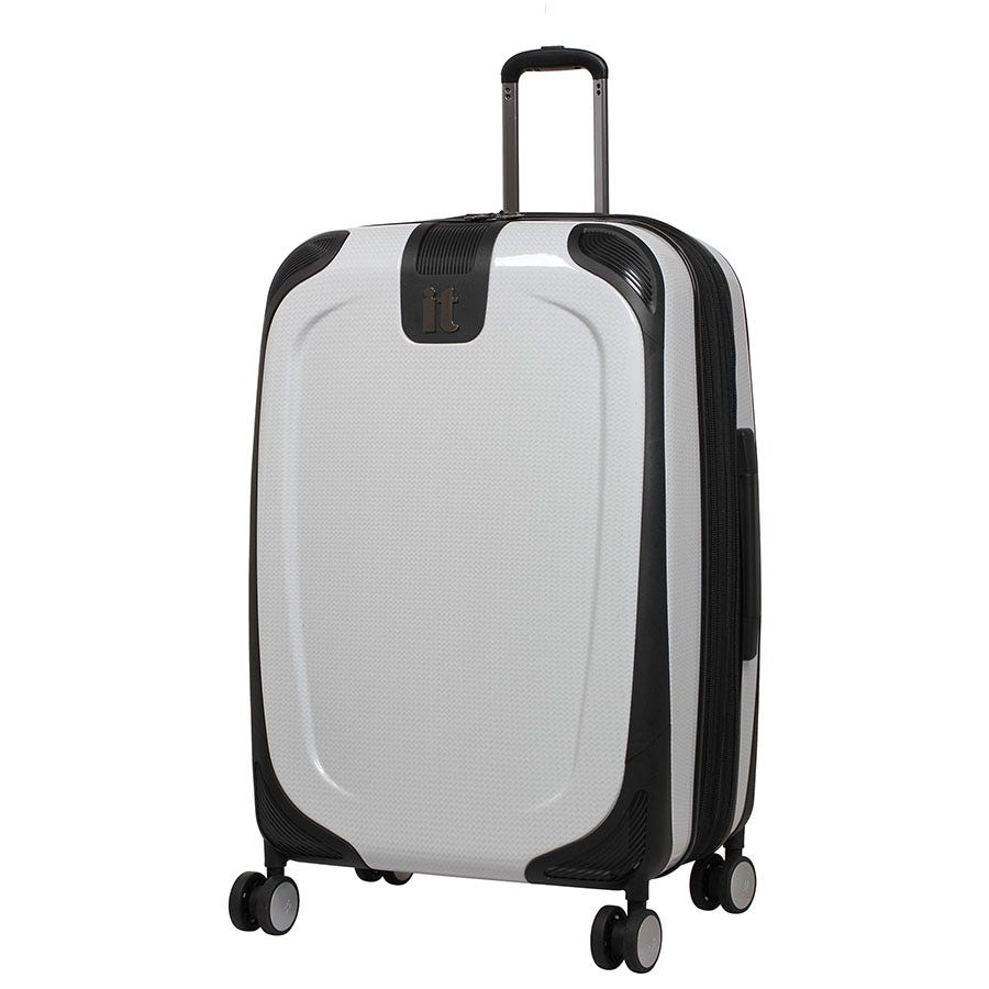 Compare prices for IT Luggage High Shine Protective Medium Suitcase