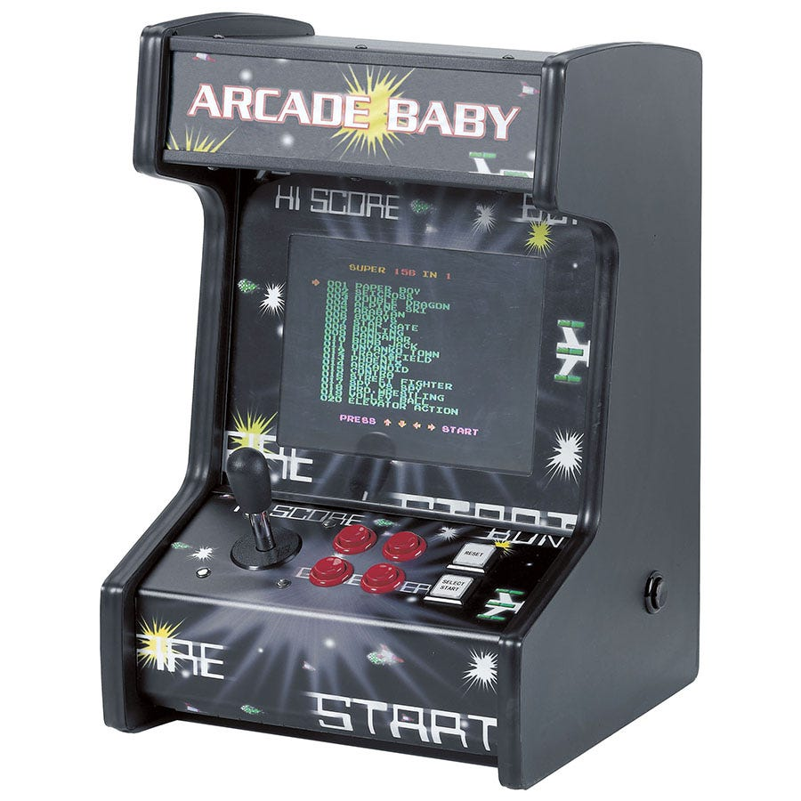 Compare prices for Mightymast Arcade Baby Game