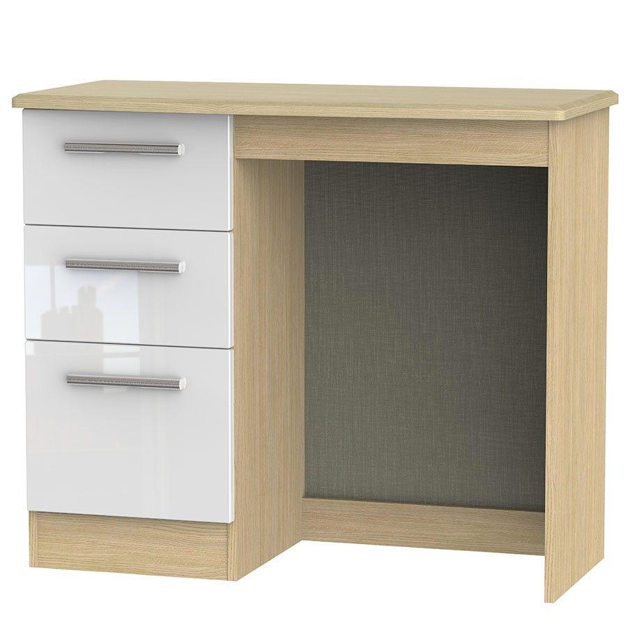 Kirkhill Dressing Table - White Oak