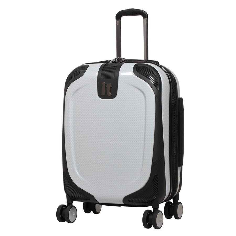Compare prices for IT Luggage High Shine Protective Cabin Suitcase