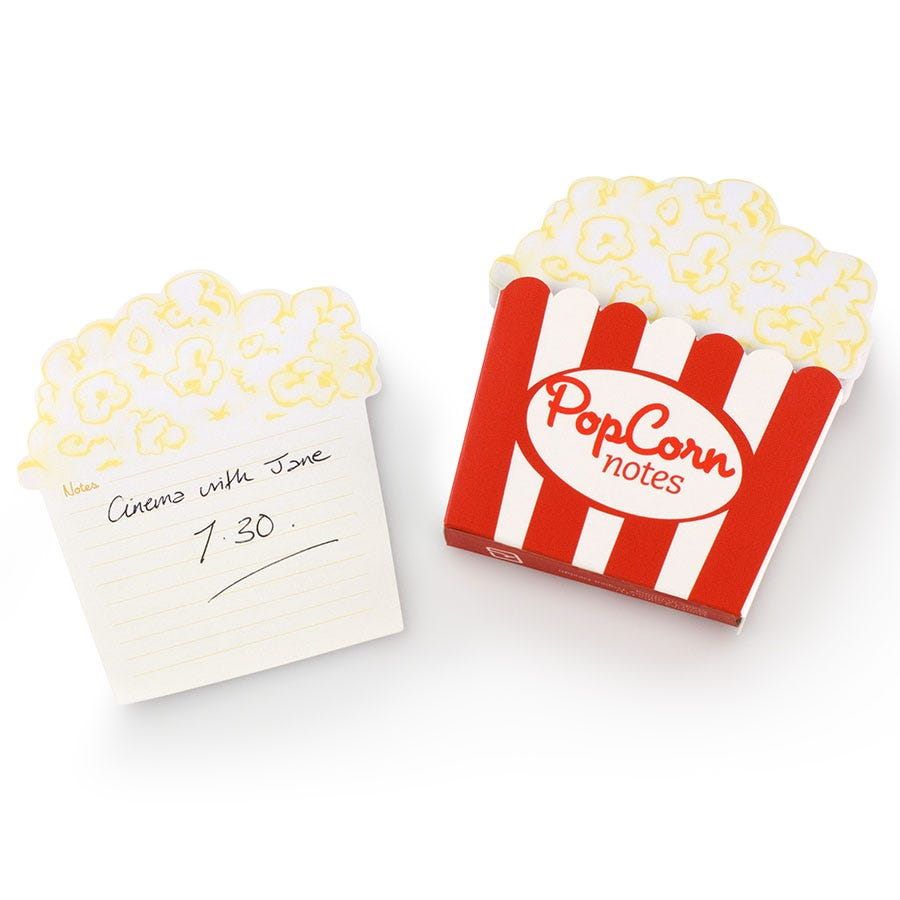 Compare prices for Thinking Gifts Popcorn Sticky Notes