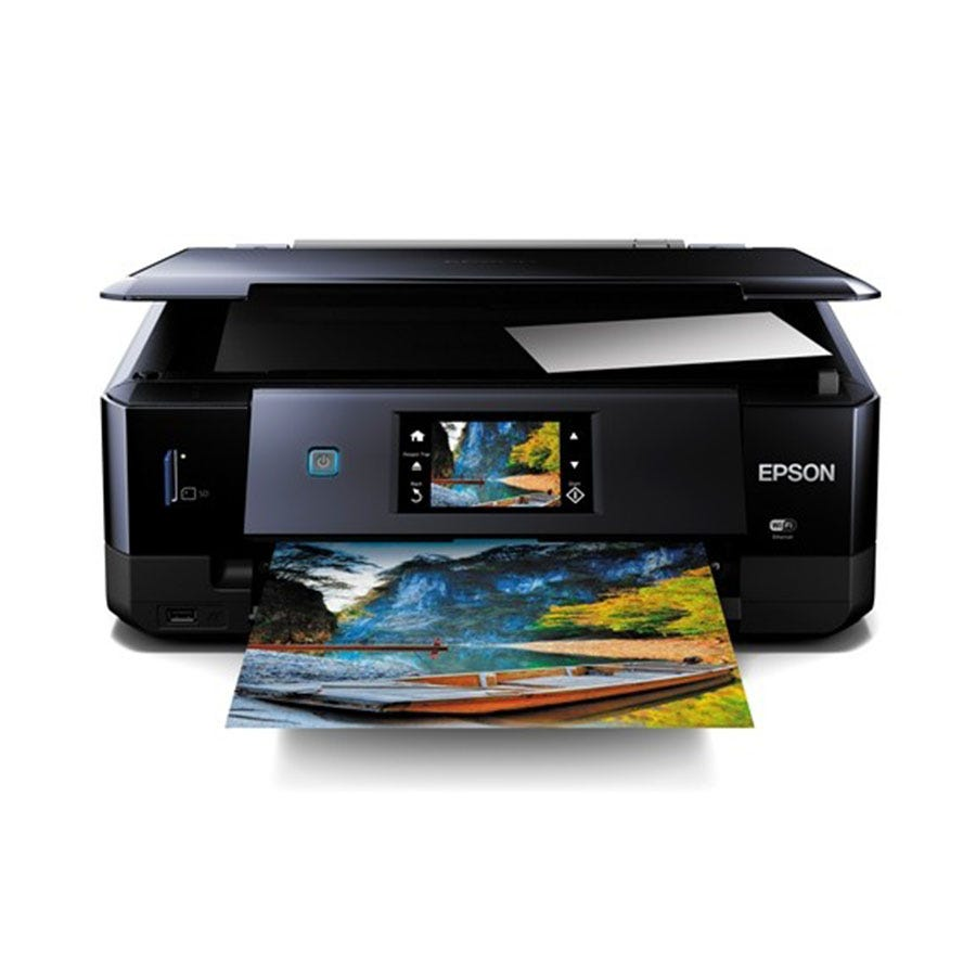 Epson XP-760 A4 Colour Wireless Inkjet 3-in-1 Printer, Scanner and Copier
