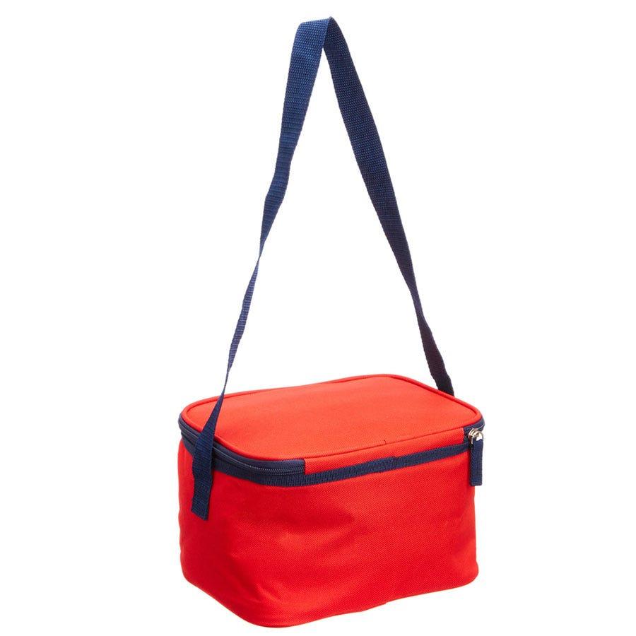 Image of Robert Dyas 6-Can Cooler Bag - Red