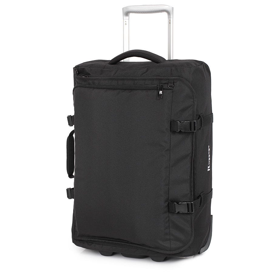 Compare prices for IT Luggage IT 2 Wheel Cabin Bag with iPad Sleeve