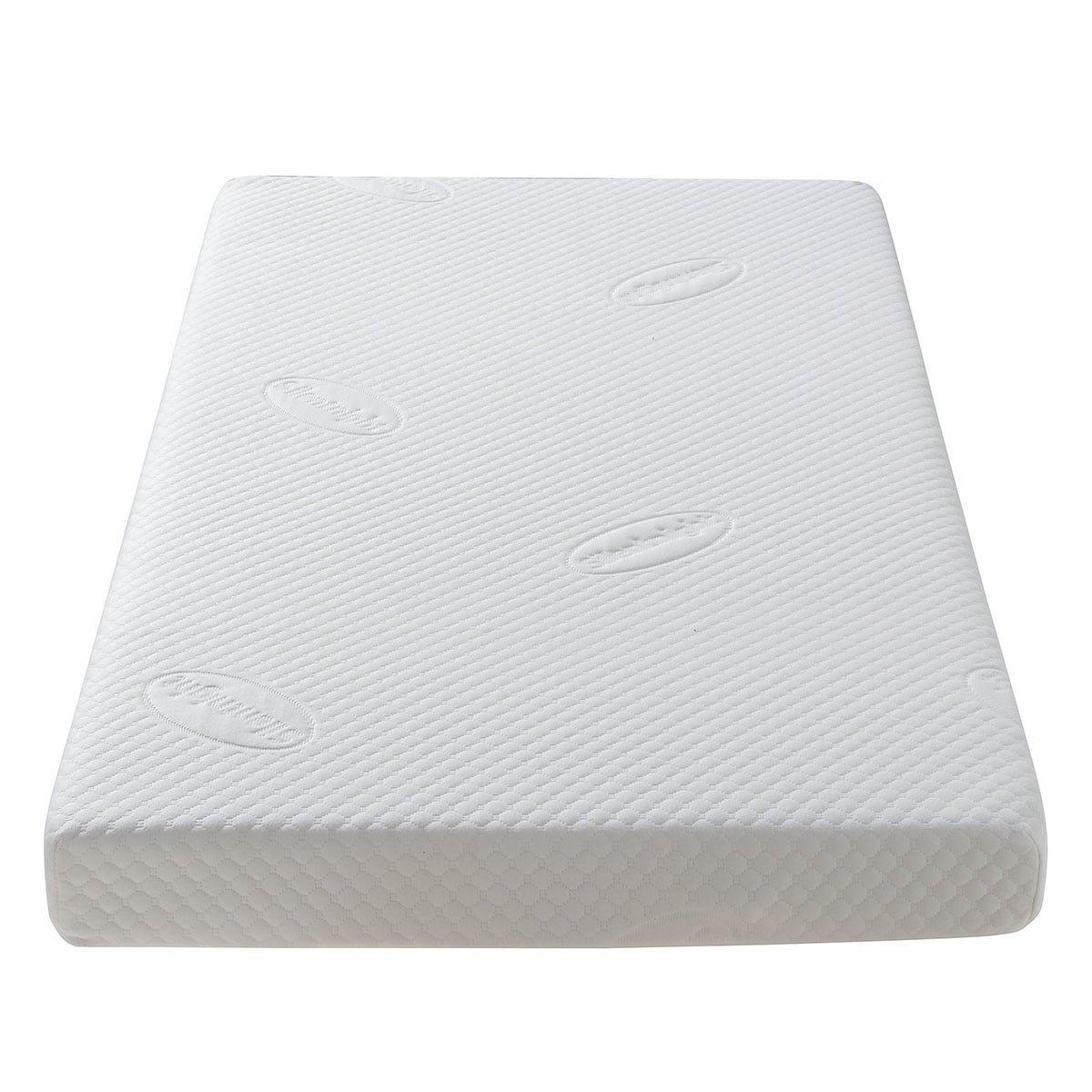 Silentnight Safe Nights Essentials White Cot Mattress - 60x120cm