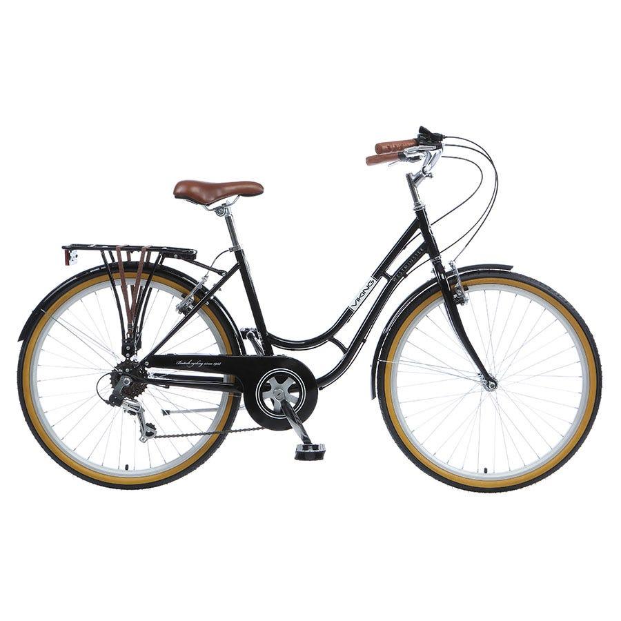 Viking Westminster Ladies Bike 26-Inch - Black