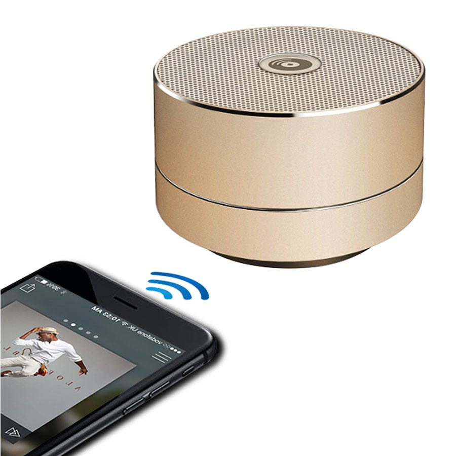 SoundZ SZ200 Speaker - Gold
