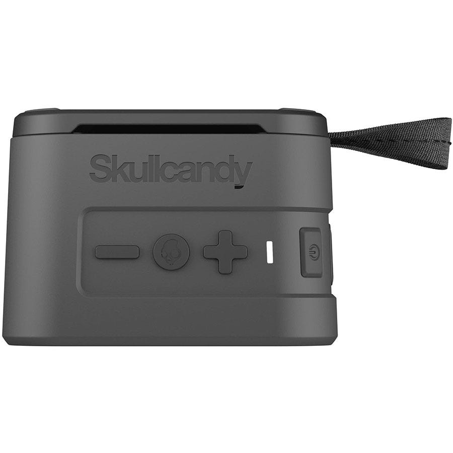 Compare cheap offers & prices of Kit Skullcandy Barricade Mini Bluetooth Wireless Portable Speaker - Black manufactured by Kit