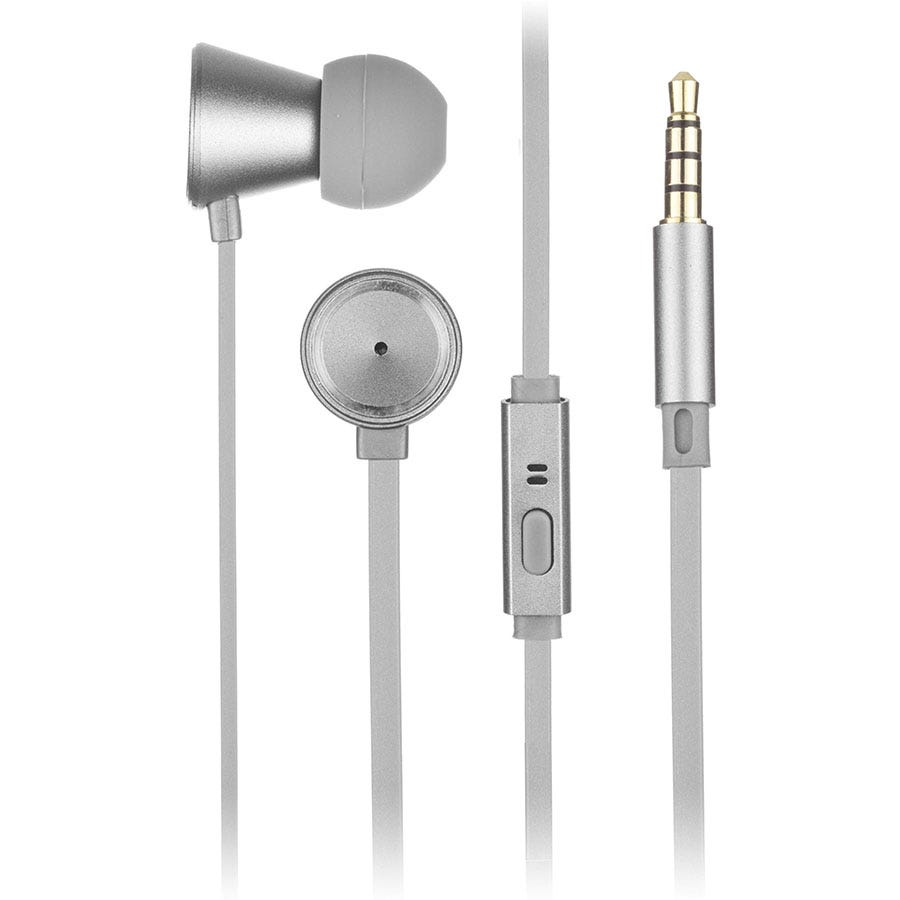 Compare prices for Kitsound Metallics In-Ear Headphones - Silver