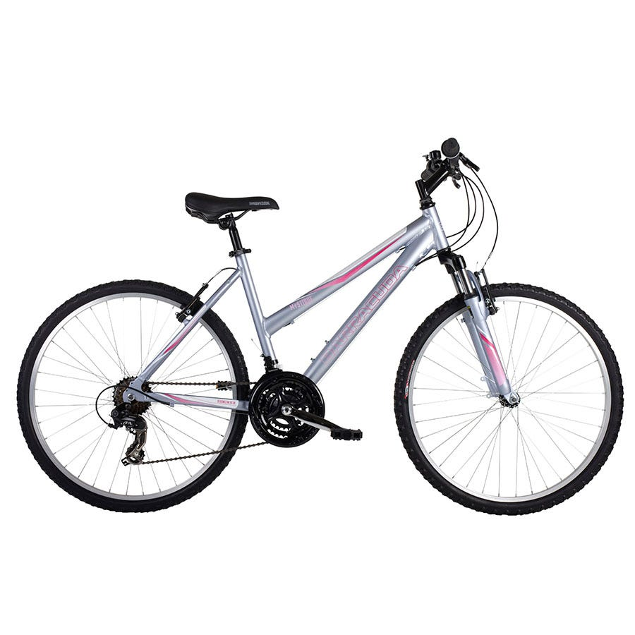 Compare prices for Barracuda Mystique Ladies Mountain Bike 26 Inch - Silver