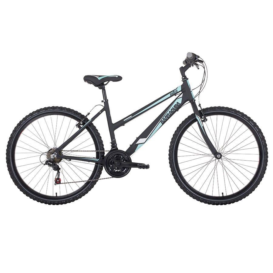 Barracuda Draco Ladies Mountain Bike 17-Inch - Matt Black