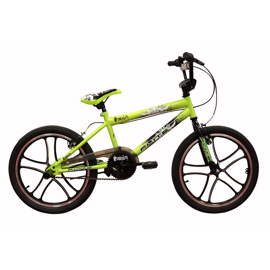 Compare prices for Flite 11-Inch Panic Mag Boys BMX Bike - Green
