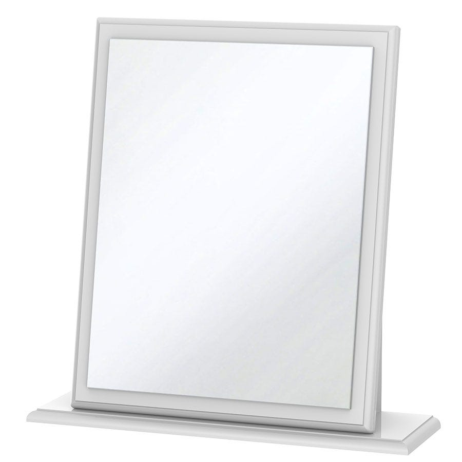 Berryfield Dressing Table Mirror - White