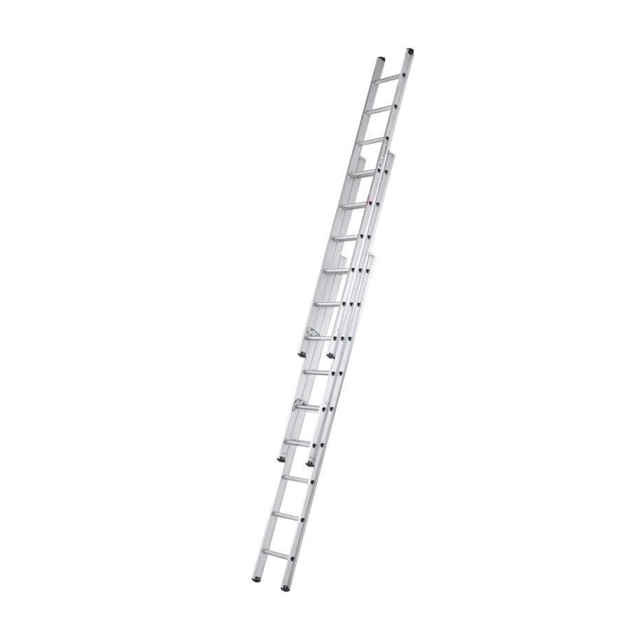 Image of Abru 2.57m Diy Triple Extension Ladder