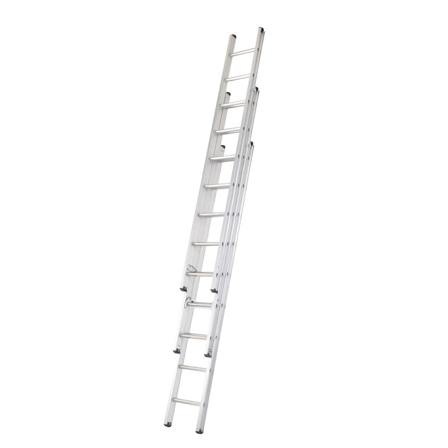 Compare prices for Youngman Abru 2.57m Professional Triple Extension Ladder