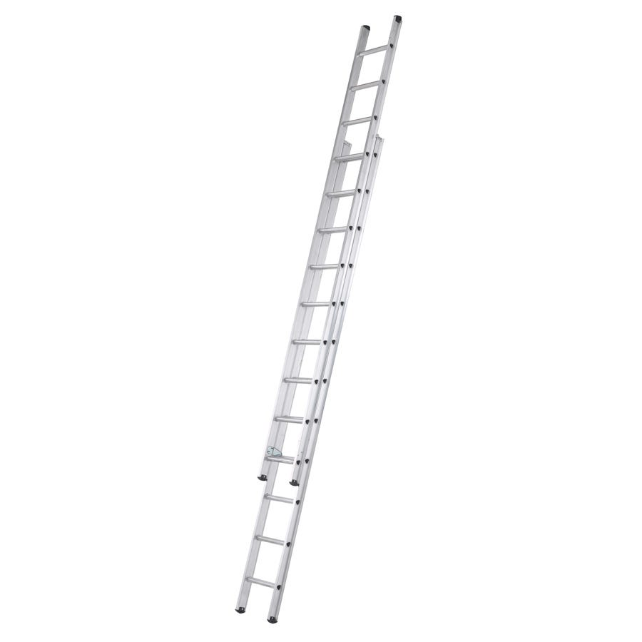 Compare prices for Youngman Abru 3.4m Diy Double Extension Ladder