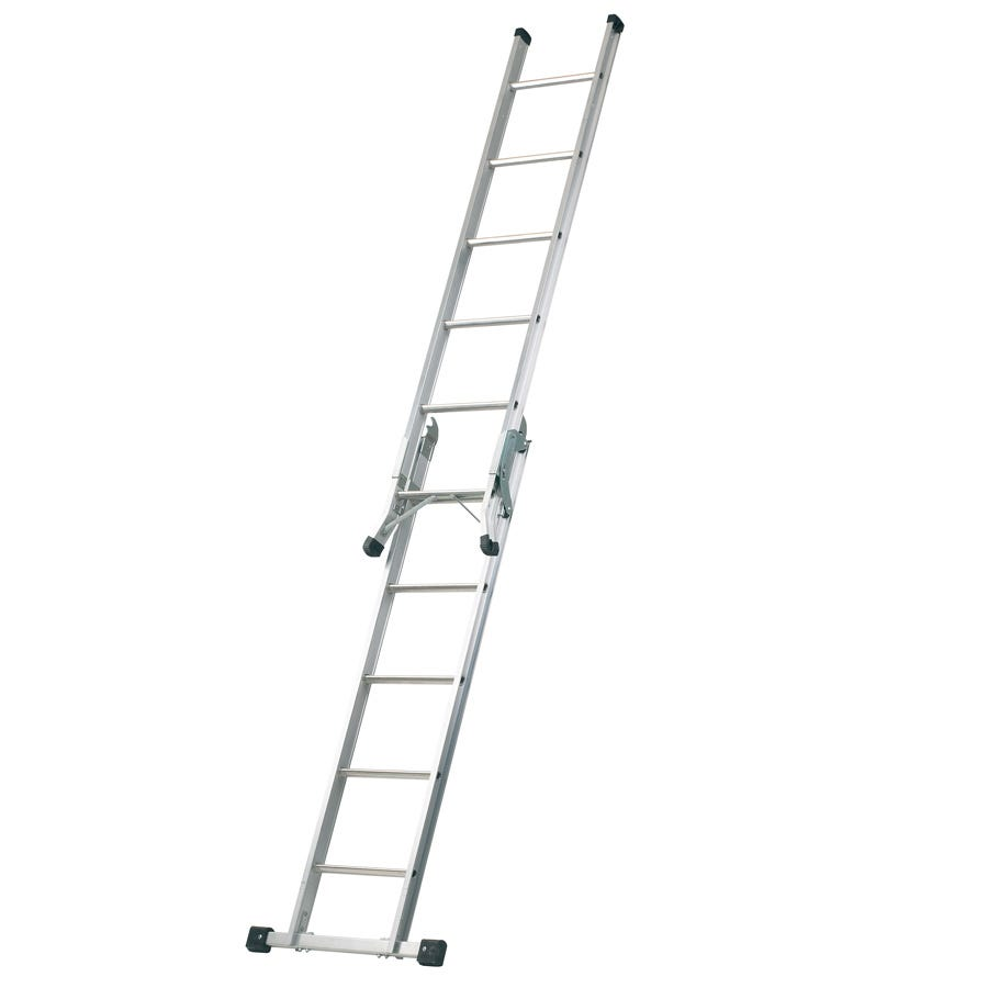Compare prices for Youngman Abru 5 In 1 Combination Ladder and Platform