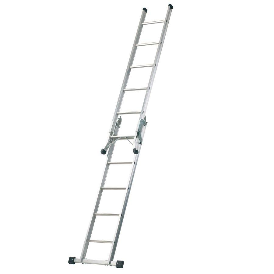 Image of Abru 5 In 1 Combination Ladder & Platform
