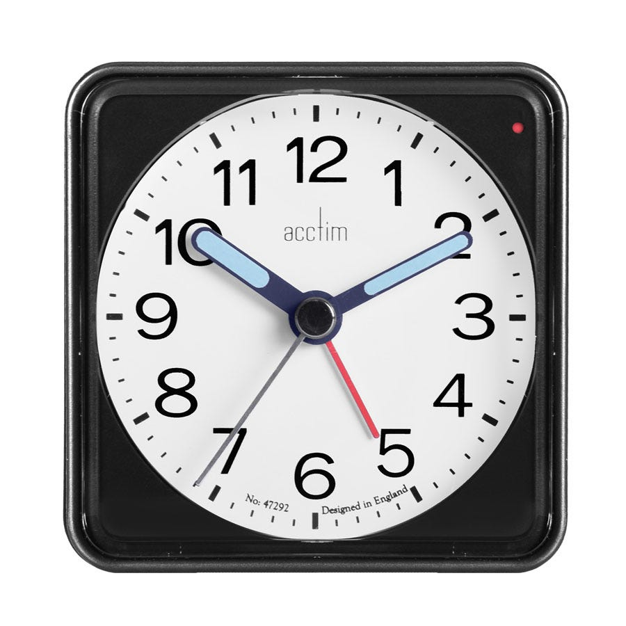 Acctim Adina Alarm Clock