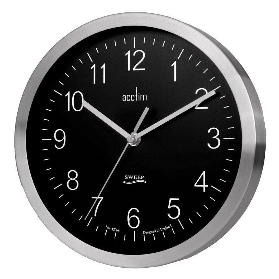 Compare cheap offers & prices of Acctim Kenton Wall Clock manufactured by Acctim