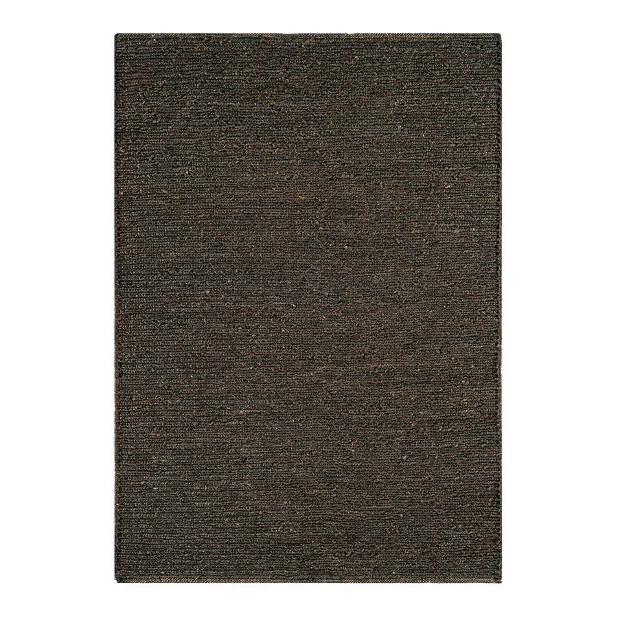Asiatic Jute Rug, 200 x 300cm - Charcoal