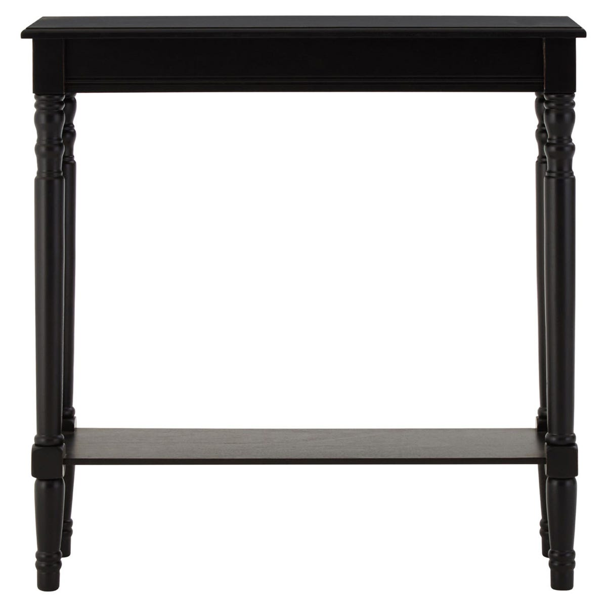 Heritage Console Table Black