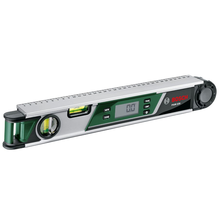 Compare retail prices of Bosch PAM 220 Digital Angle Measurer to get the best deal online
