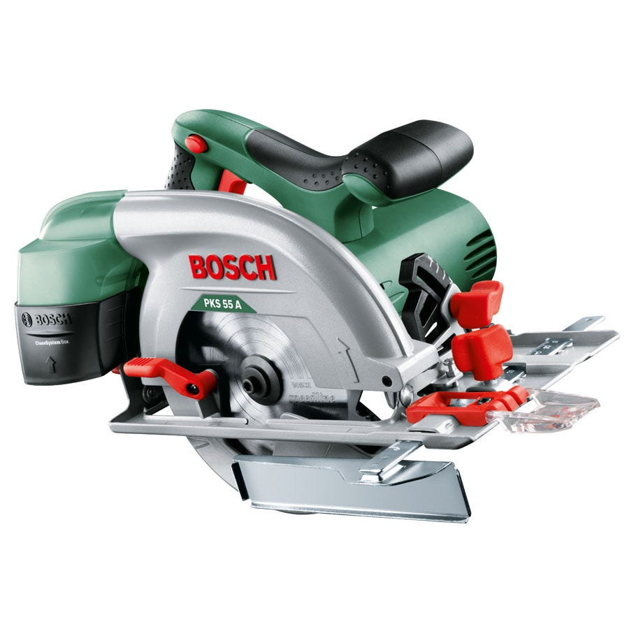 Compare retail prices of Bosch PKS 55 1200W Circular Saw to get the best deal online