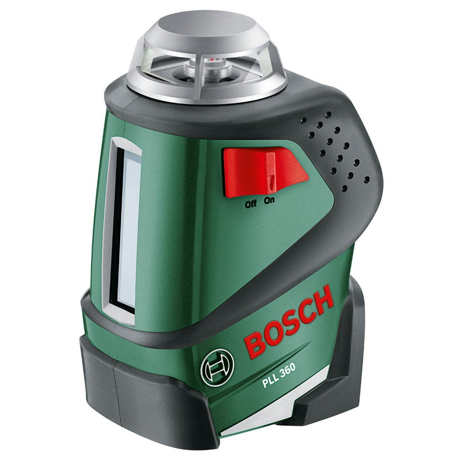 Compare retail prices of Bosch PLL 360 Cross Line Laser to get the best deal online