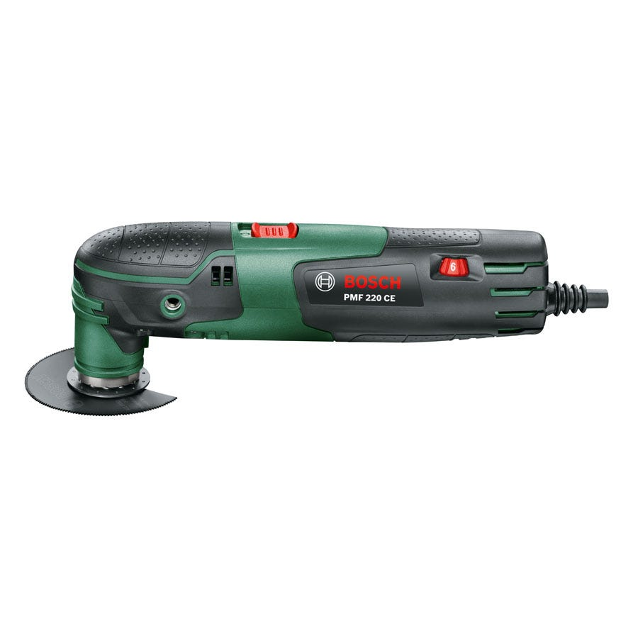 Compare retail prices of Bosch PMF 220 CE 220W Multi Tool to get the best deal online