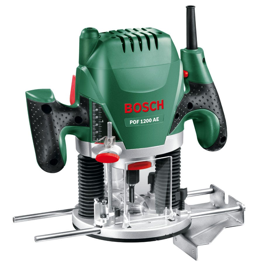 Compare retail prices of Bosch POF 1200 AE 1200W Router to get the best deal online