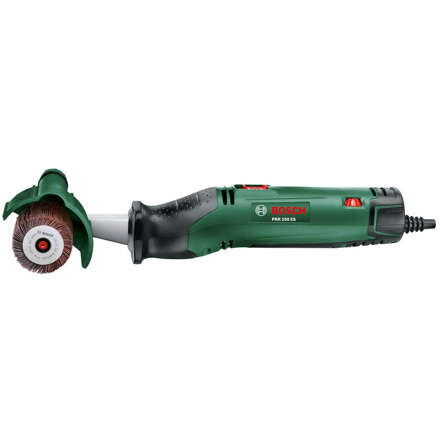 Compare retail prices of Bosch PRR 250 ES 250W Sanding Roller to get the best deal online