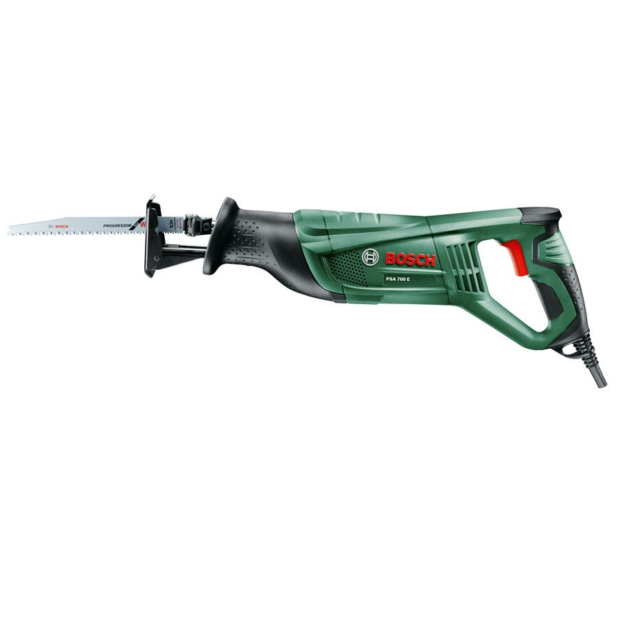 Compare retail prices of Bosch PSA 700 E 710W Sabre Saw to get the best deal online