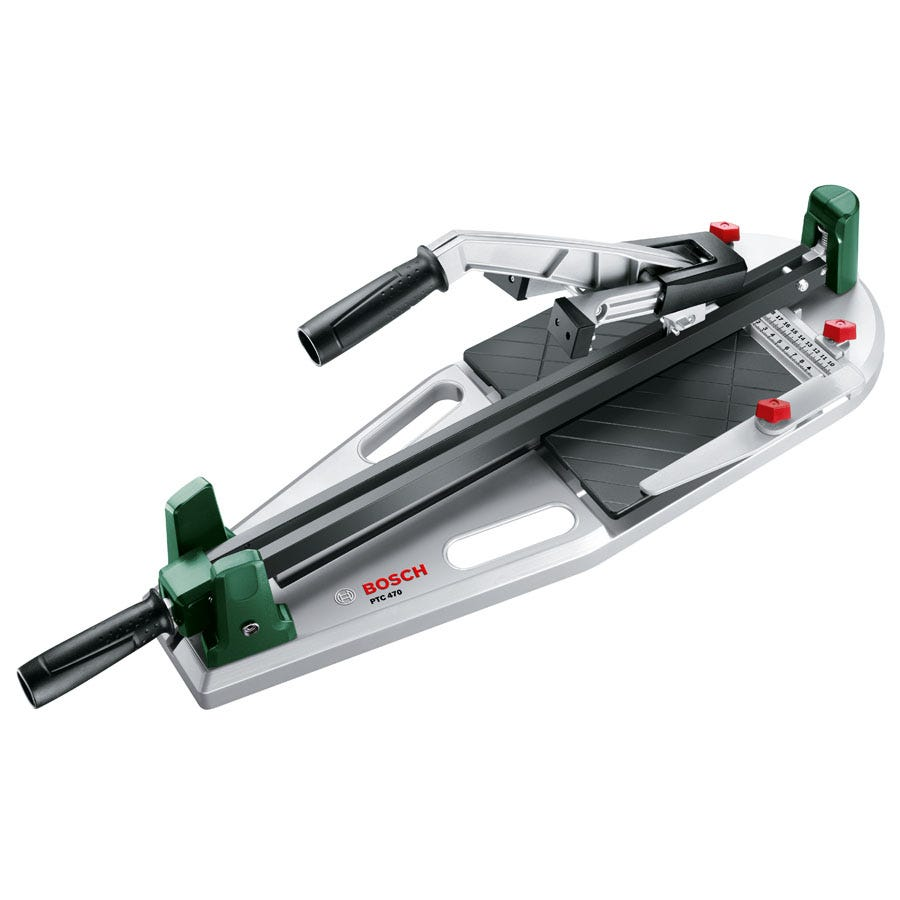 Compare retail prices of Bosch PTC 470 Tile Cutter to get the best deal online