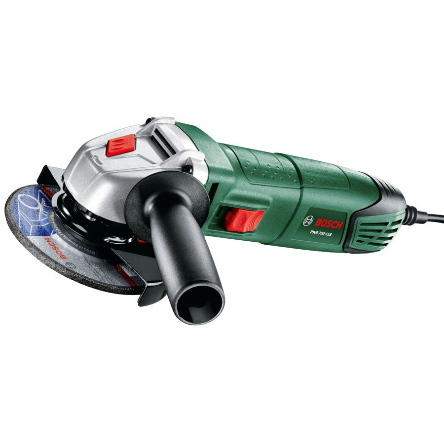 Compare retail prices of Bosch PWS 700-115 Angle Grinder to get the best deal online
