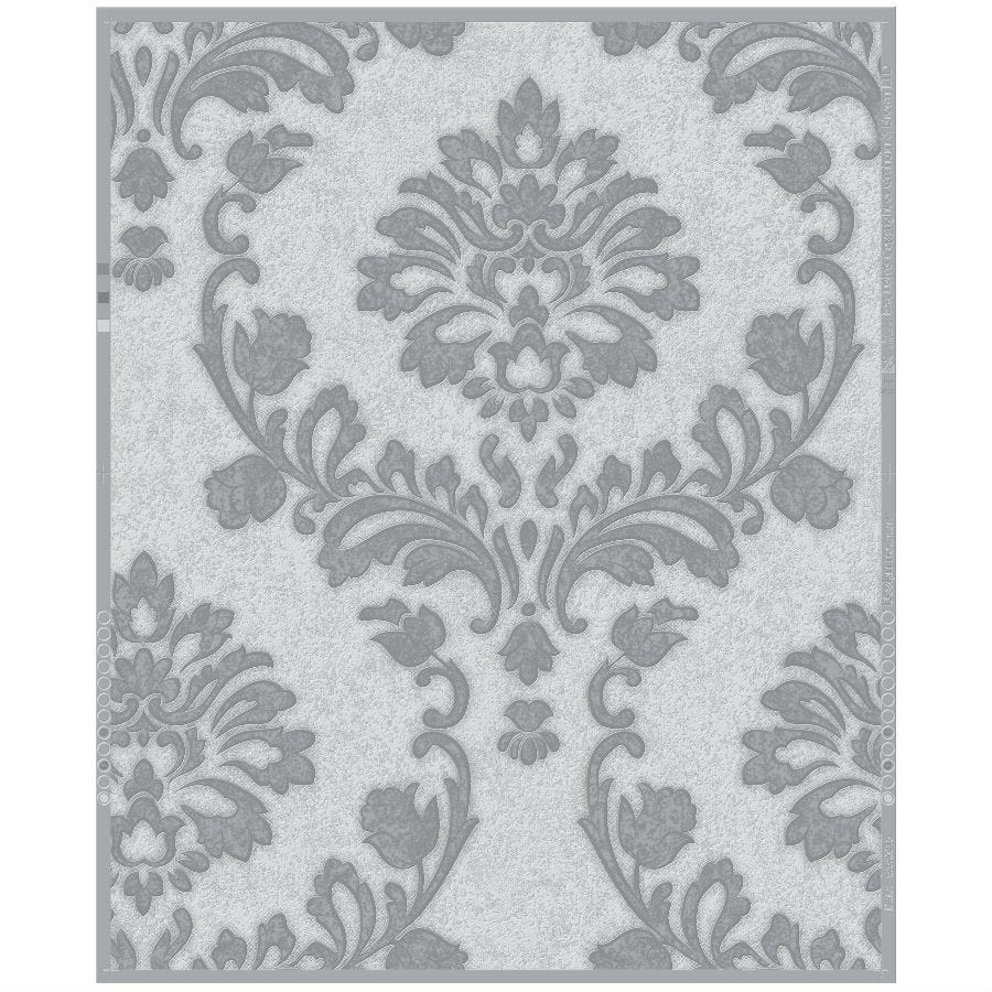 Compare prices for Boutique Dynasty Wallpaper - Silver
