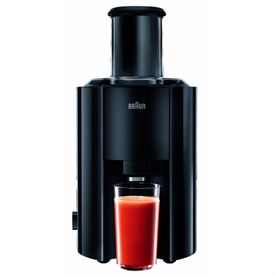 Braun J300 Multiquick 800W 3-Spin Whole Fruit Juicer