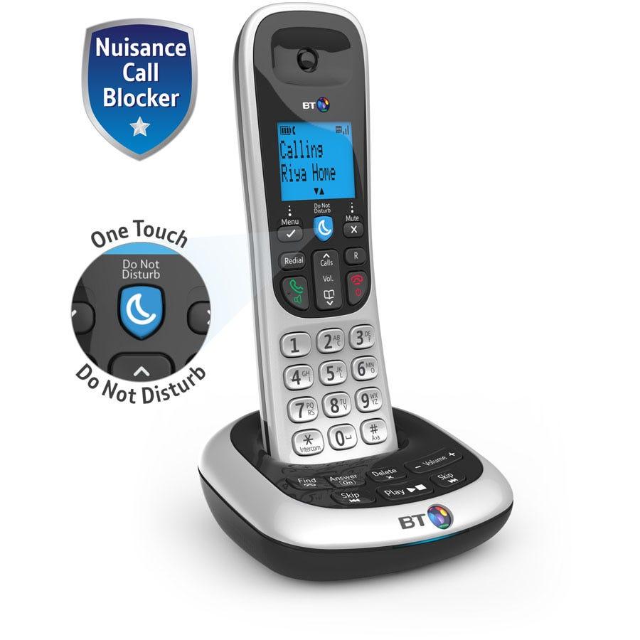 BT 2700 Cordless Home Phone - Single