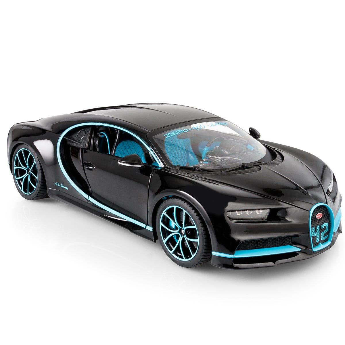 1:18 Bugatti Chiron 42 Second Special Edition