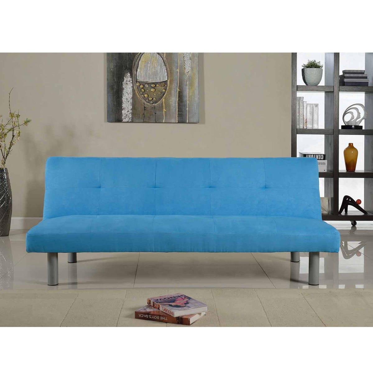 Byron Sofa Bed - Blue