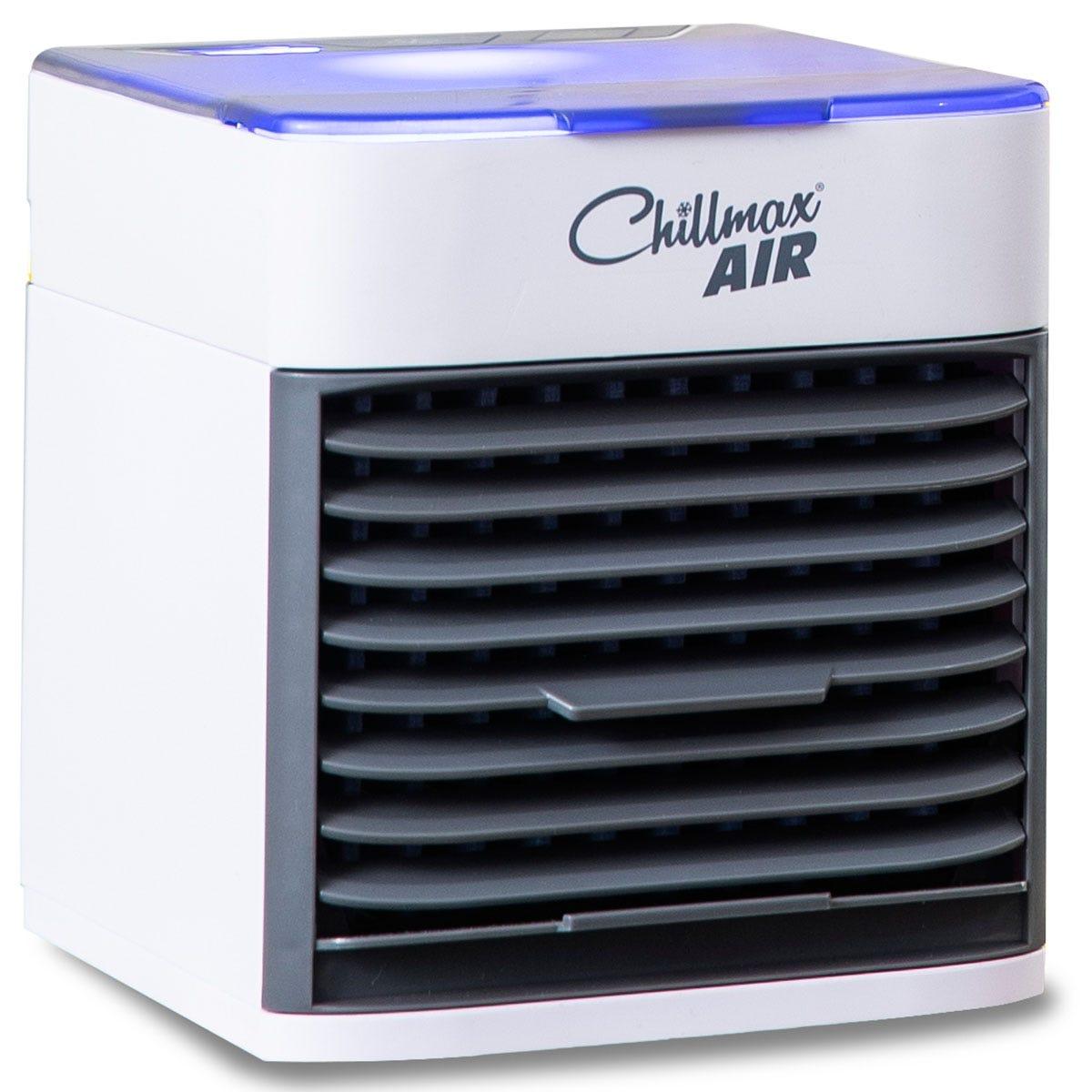 JML A000841 ChillMax Air 10W Personal Space Air Cooler and Humidifier - White