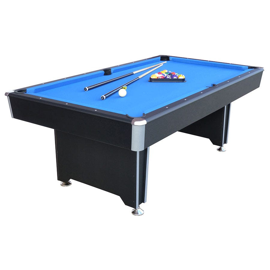 Compare prices for Mightymast Callisto 7ft Pool Table