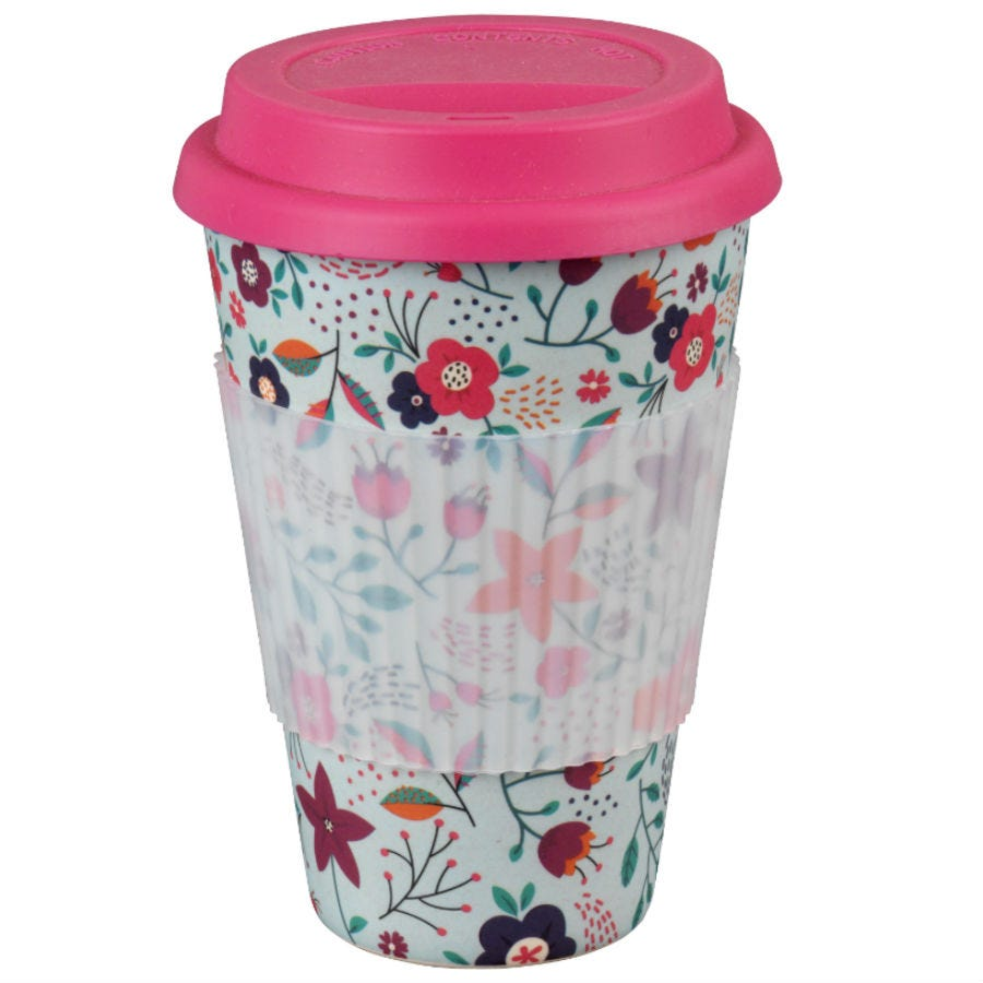 Compare cheap offers & prices of Cambridge Poppy Travel Mug manufactured by Cambridge