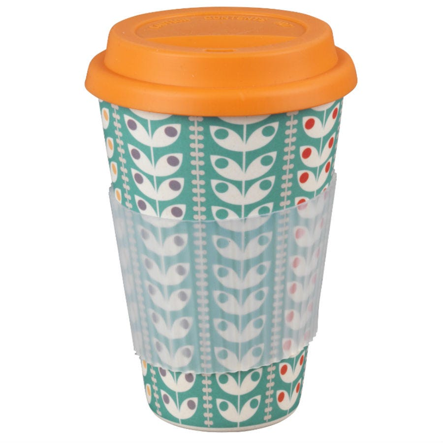 Compare cheap offers & prices of Cambridge Retro Daisy Travel Mug manufactured by Cambridge