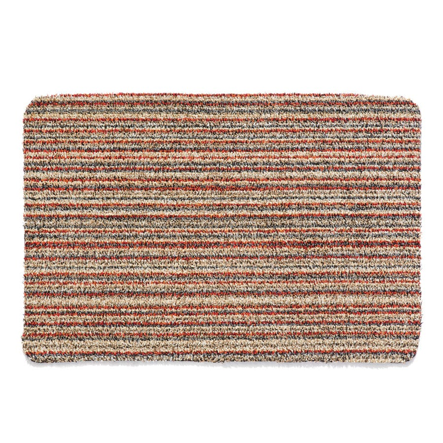 Compare prices for Hug Rug Candy Stripe Muddle Mat - 50x75cm
