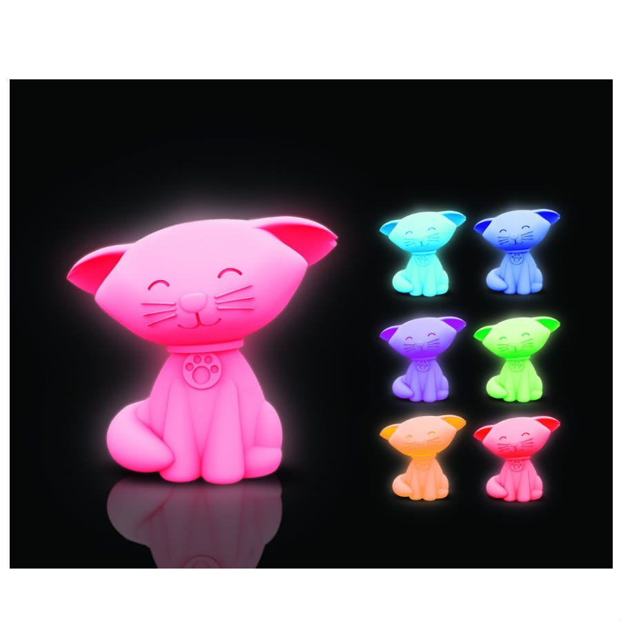 Compare prices for Fizz Creations Cat Mood Light