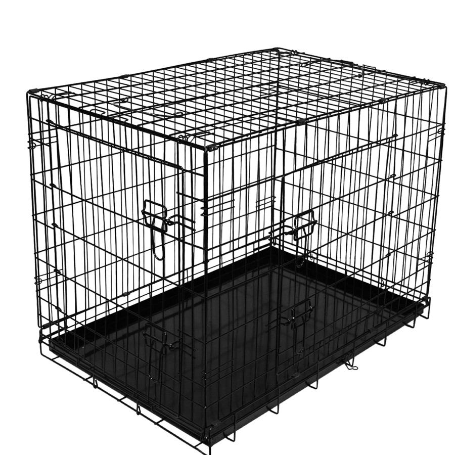 Compare cheap offers & prices of Charles Bentley 36 Inch Metal Dog Cage manufactured by Charles Bentley