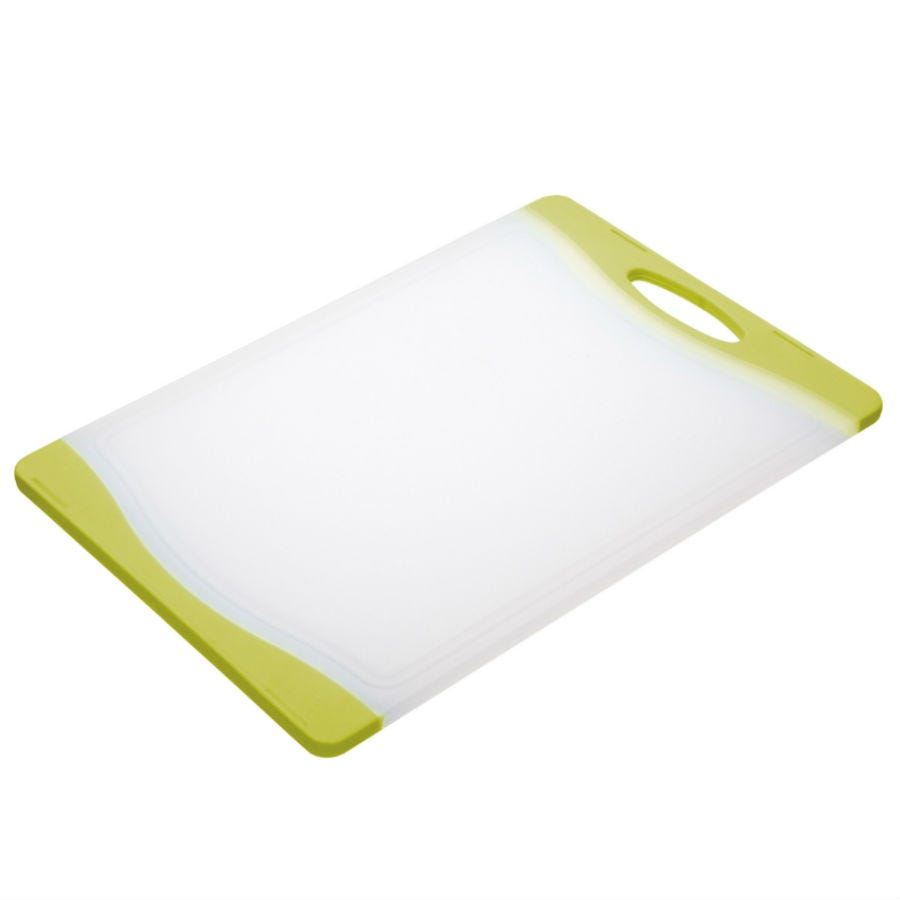 Compare cheap offers & prices of Colourworks Reversible Chopping Board - Green manufactured by Colourworks