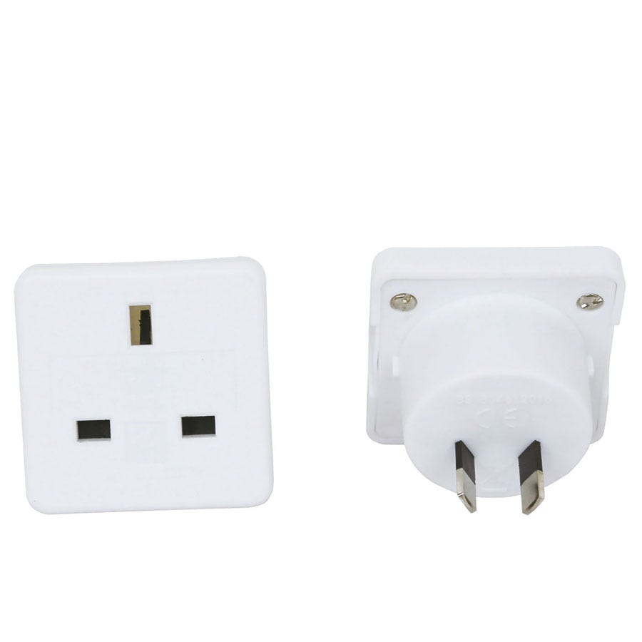Connect It Uk Travel Adaptor