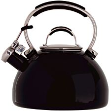 Prestige Black Stove Top Kettle - 2L